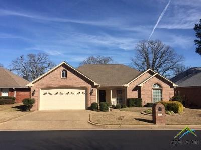 Tyler Single Family Home For Sale: 5622 Thomas Nelson Drive