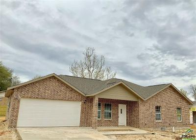 Pittsburg TX Single Family Home For Sale: $159,800