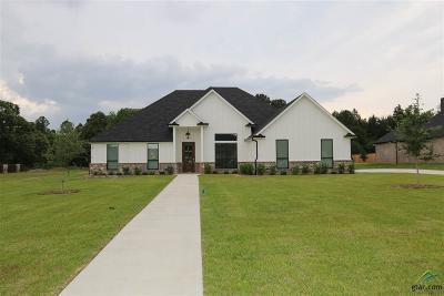 Tyler TX Single Family Home For Sale: $395,900