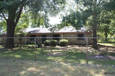 Longview TX Single Family Home For Sale: $186,750