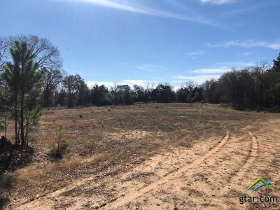 Tyler TX Acreage For Sale: $1,049,950