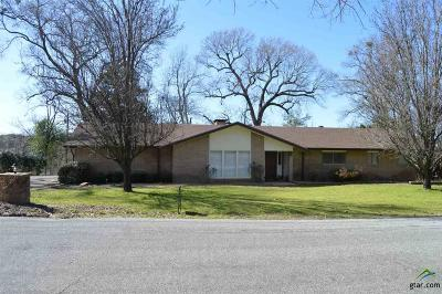 Quitman Single Family Home For Sale: 606 Tamy St