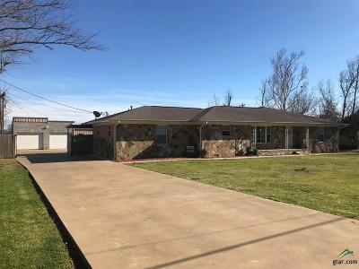 Quitman Single Family Home For Sale: 821 N Winnsboro