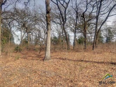 Murchison Residential Lots & Land For Sale: 470 Holly Glen