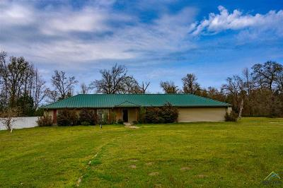Wood County Single Family Home For Sale: 961 County Road 3832