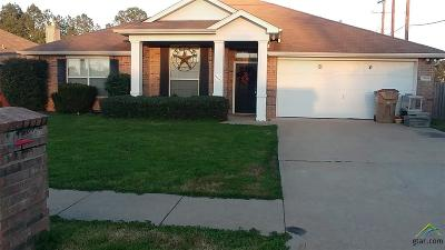Flint Single Family Home For Sale: 20091 Meadow View