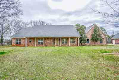 Jacksonville Single Family Home For Sale: 1224 County Road 1616