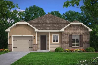 Jacksonville Single Family Home For Sale: 201 Valley View Lane