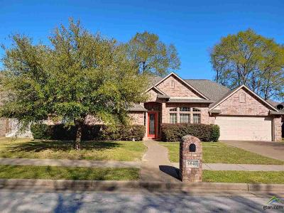 Tyler Single Family Home For Sale: 6040 Brynmar Court