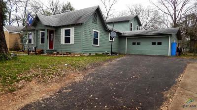 Mineola Single Family Home For Sale: 812 University Street