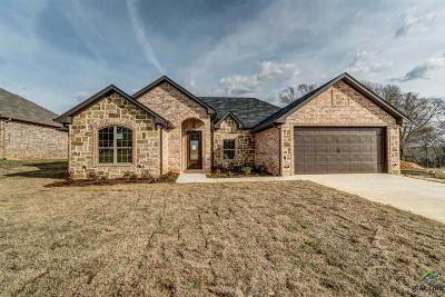 Tyler Single Family Home For Sale: 529 Wellington Place