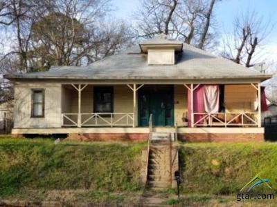 Tyler Single Family Home For Sale: 118 E Gold