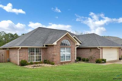 Flint Single Family Home For Sale: 19411 Sara Lane