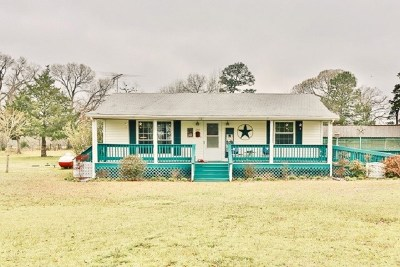 Mineola Single Family Home For Sale: 249 County Road 2918