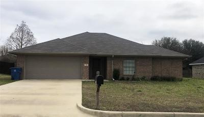 Bullard Single Family Home For Sale: 110 Bois Darc
