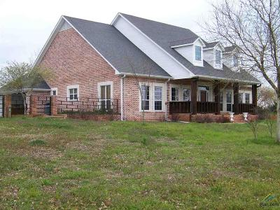 Jacksonville Single Family Home For Sale: 1229 County Road 1407