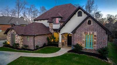 Longview Single Family Home For Sale: 216 Strait Lane