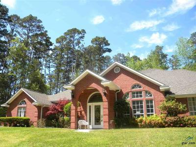 Holly Lake Ranch Single Family Home For Sale: 1413 E Holly Trail