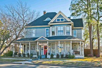 Mineola Single Family Home For Sale: 202 N Newsom
