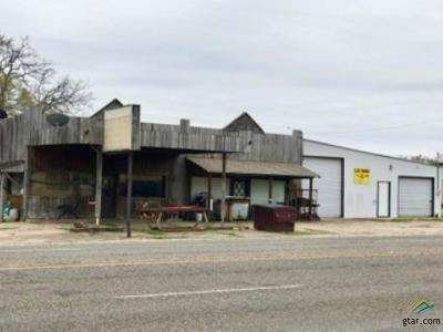 Grand Saline Commercial For Sale: 509 W Garland St