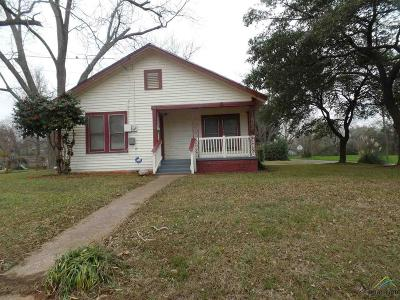 Jacksonville Single Family Home For Sale: 202 Kickapoo