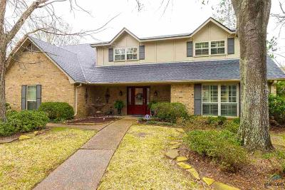 Longview Single Family Home For Sale: 1604 Sweetbriar Ct.