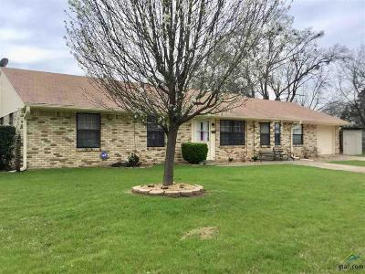 Tyler Single Family Home For Sale: 2404 N Englewood