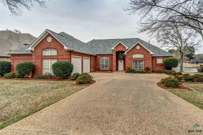 Tyler Single Family Home For Sale: 3206 Lakepine Circle