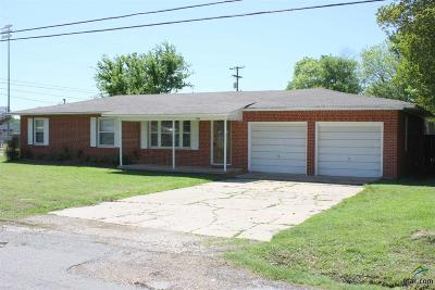 Wood County Single Family Home For Sale: 412 Wilkerson
