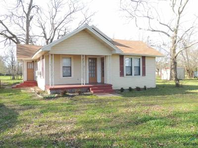 Wood County Single Family Home For Sale: 405 W Carnegie