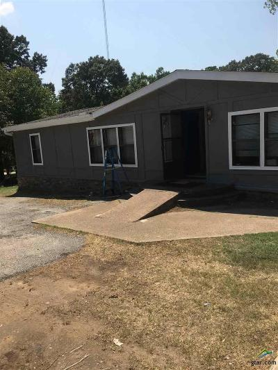 Frankston Single Family Home For Sale: 479 Hwy 155