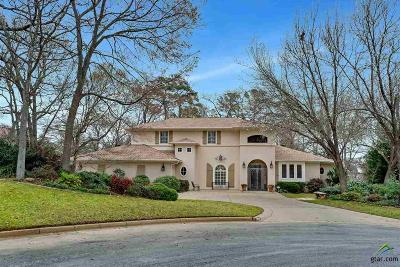 Longview Single Family Home For Sale: 101 Fountainebleau Ave.