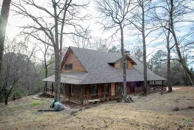 Upshur County Single Family Home For Sale: 1783 Jaguar