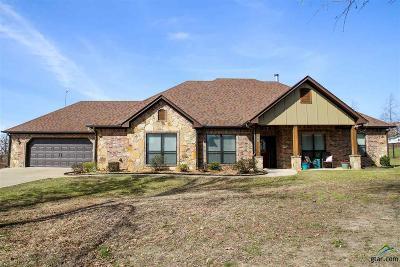 Upshur County Single Family Home For Sale: 190 Faith Ln