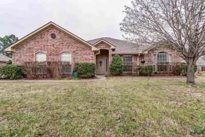 Flint Single Family Home For Sale: 100 Ken Circle