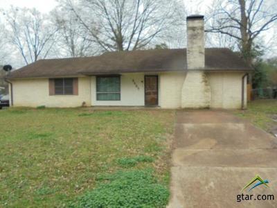 Tyler Single Family Home For Sale: 2407 Devine St