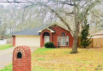 Lindale Single Family Home For Sale: 15837 Brittain