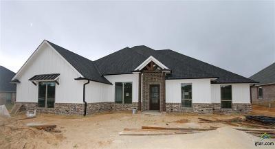 Tyler Single Family Home For Sale: 1328 Fairfield Lane