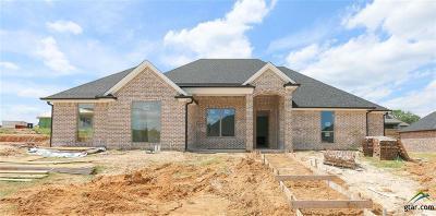 Tyler Single Family Home For Sale: 1321 Fairfield Lane