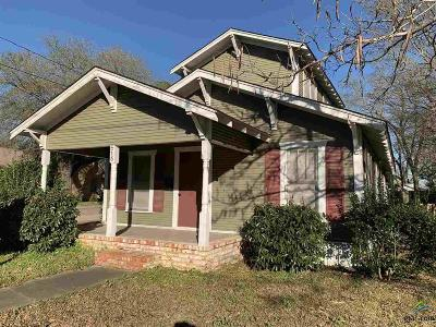 Mineola TX Single Family Home For Sale: $87,500
