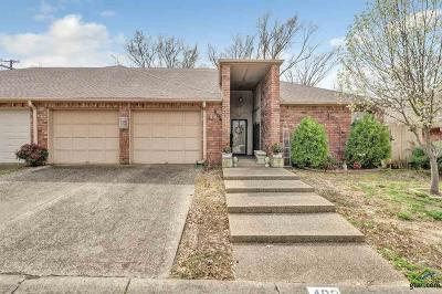 Tyler Condo/Townhouse For Sale: 402 Amberwood Circle