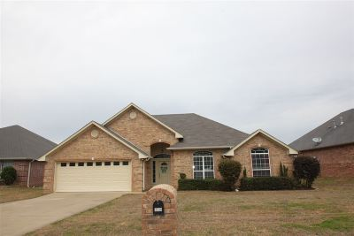 Tyler Single Family Home For Sale: 11832 County Road 167