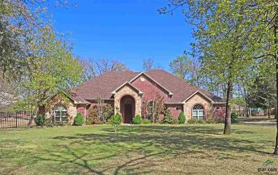 Tyler Single Family Home For Sale: 5880 Stonegate Trail