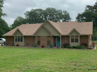 Quitman TX Single Family Home For Sale: $285,000