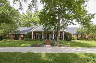 Longview Single Family Home For Sale: 1271 Bar K Ranch Rd