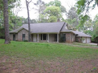 Tyler Rental For Rent: 18872 Big Timber Rd.