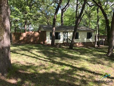 Tyler Single Family Home For Sale: 13761 Northwest Rd
