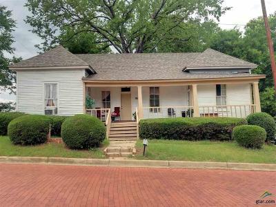 Tyler Single Family Home For Sale: 500 E Elm St