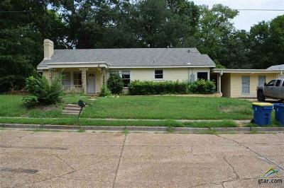 Kilgore Single Family Home For Sale: 613 Riverside Dr.