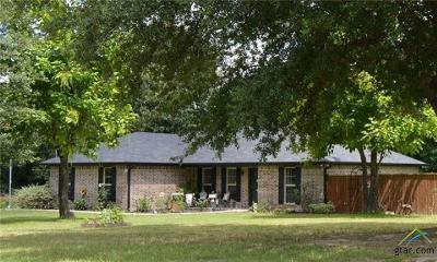 Wood County Single Family Home For Sale: 348 County Road 2276